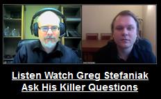 Greg Stefaniak interview with Russ Horn