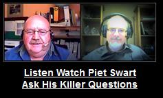 Piet Swart Interview Russ Horn